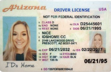 Make the fake ID card for safety purposes