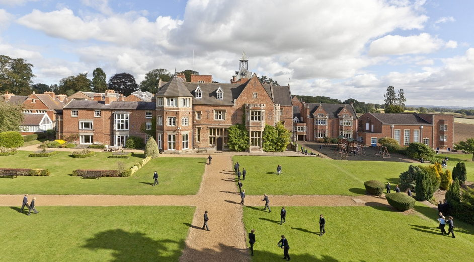 British boarding school