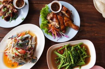 Order Right Thai Food That You Like